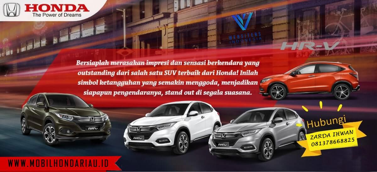 Slider Mobil Honda Riau by Websiters Indonesia