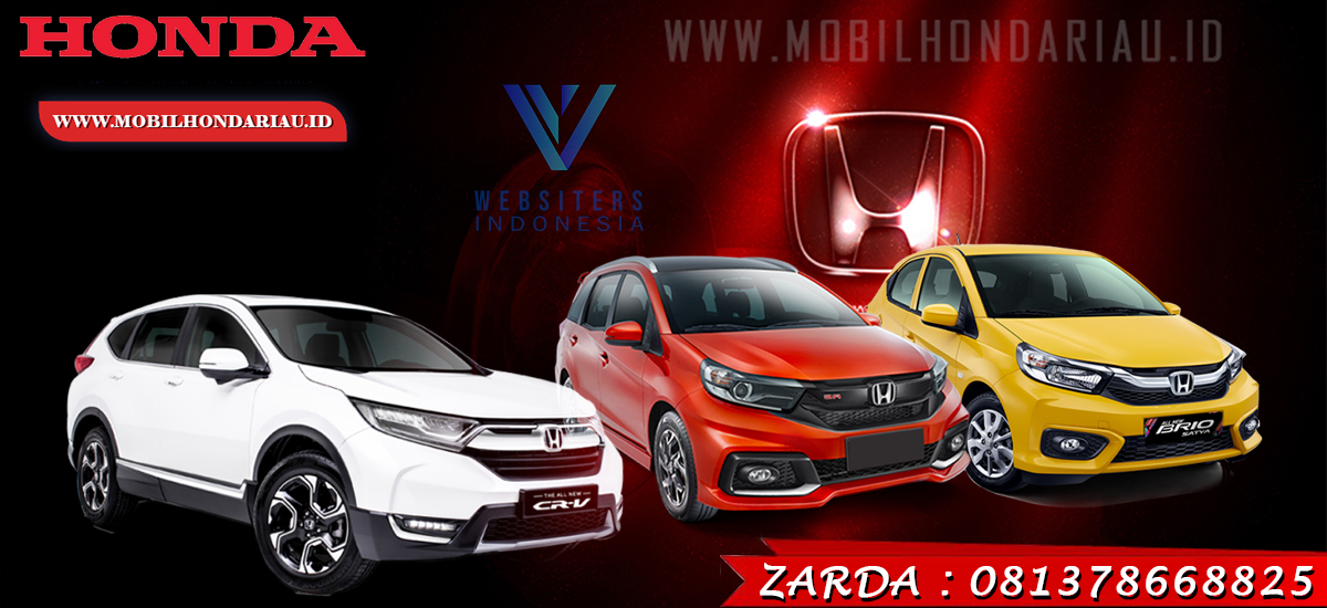 Banner Mobil Honda Riau by Websiters Indonesia